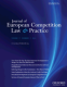 Journal of European Competition Law & Practice's logo